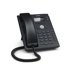 Snom D120 VoIP/SIP téléphone de bureau – Noir - Téléphone VoIP