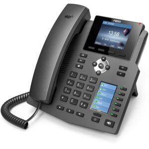 Non communiqué Fanvil X4 Téléphone IP d'entreprise 30 touches LCD LED - Autres