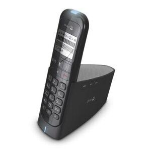 DORO Magna 2000/2005 AHS - Extension du combiné sans fil avec ID d'appelant/appel en instance - DECT\GAP - noir - Téléphone sans fil