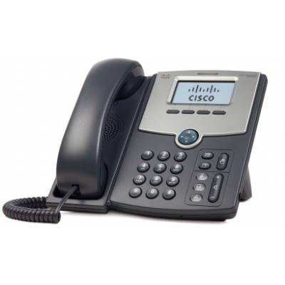 Cisco - spa502g - téléphone voip - 1 ligne - avec affichage - poe port pour pc - Téléphone VoIP