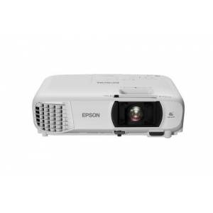 EPSO Vidéo projecteur Tri-LCD Home cinéma Epson EH TW-650 Blanc - Vidéo projecteur Tri-LCD
