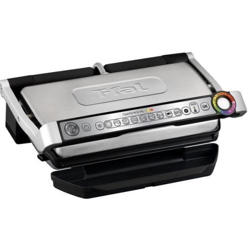 TFAL Grille-viande électrique Tefal Optigrill+XL GC722D16 2000W Inox - Grille-viande