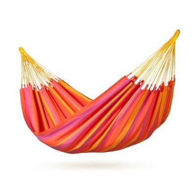 LA SIESTA - Hamac simple sonrisa mandarine (Outdoor) 300x140 - Autres