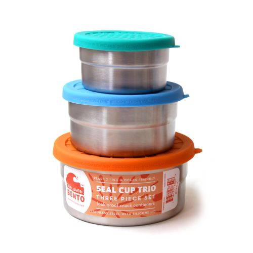 Non communiqué Lunch Box Seal cup trio - ECOLUNCHBOX - Boîtes de conservation