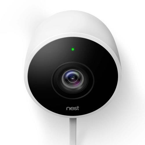 NST Caméra Google Nest Cam Outdoor extérieur - Domotique, sécurité