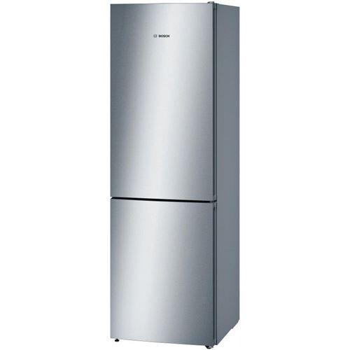 Bosch Kgn36vl35 - Refrigerateur Congelateur Bas - 324l 237+87 - Froid No Frost - A++ - L 60cm X H 186cm - Inox - Réfrigérateur congélateur en bas