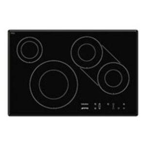 Smeg SI3842B table de cuisson à induction - vitrocéramique - Plaque mixte