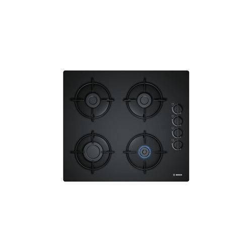 Bosch table de cuisson gaz bosch tcbopop6b6b10 59 noir table verre noir 4gaz thermo supp email - Plaque gaz