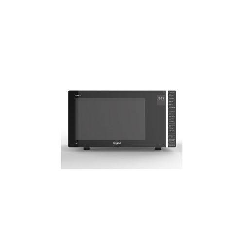 Whirlpool micro-ondes whirlpool 1090592 42 noir micro-ondes, gril, cook 30, 30l, plateau tournant 31,5 cm, 21 recettes - Micro-ondes