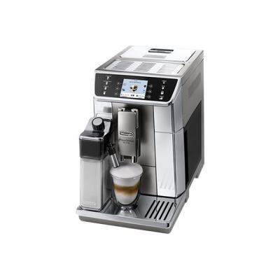 """DLGI De'Longhi PrimaDonna Elite ECAM 650.55.MS - machine à café automatique avec buse vapeur """"Cappuccino"""" - 15 bar - inox - Expresso avec broyeur"""