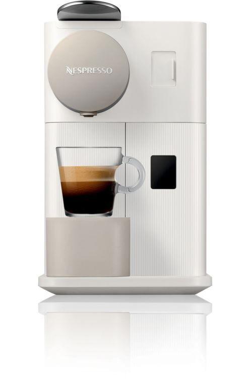 Delonghi Expresso à capsules Delonghi Nespresso Lattissima One EN 500.W 1400 W Blanc - Expresso
