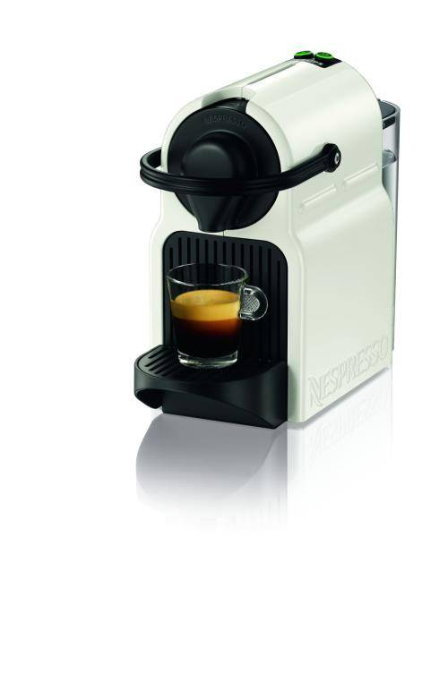 NEKR Expresso à capsules Krups Nespresso Inissia blanche YY1530 - Expresso