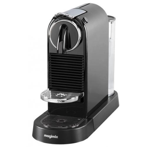 MAIX Expresso à capsules Magimix Nespresso Citiz M195 11315 Noir - Expresso