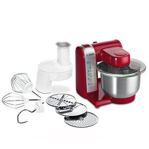 BOSCH robot de cuisine rouge/blanc 220 240 V 50 60 Hz - Robots de cuisine