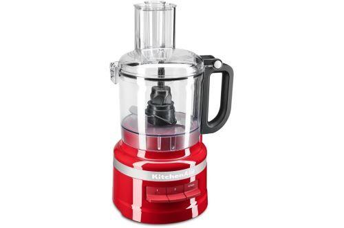 kitchenaid robot multifonction kitchenaid rouge 5kfp0719eer - robot multifonction
