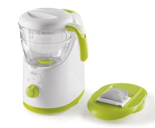 Chicco Easy Meal Robot Cuiseur Vapeur Mixeur - Chaises hautes et réhausseurs