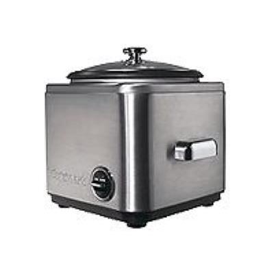 Cuisinart CRC400E - cuiseur à riz - acier brossé - Cuisson quotidienne