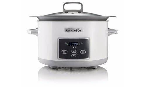 Crock-Pot Mijoteur Crock-Pot CSC 026X-01 2200 W Blanc - Mijoteur