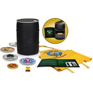 SPHE Breaking Bad Coffret intégral des Saisons 1 à 5 (inclus la saison finale) - Edition Collector Limitée Blu-Ray - Blu-ray