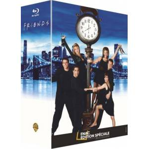 Warner Bros. Coffret Friends Saisons 1 à 10 Edition Spéciale Fnac Blu-ray - Blu-ray