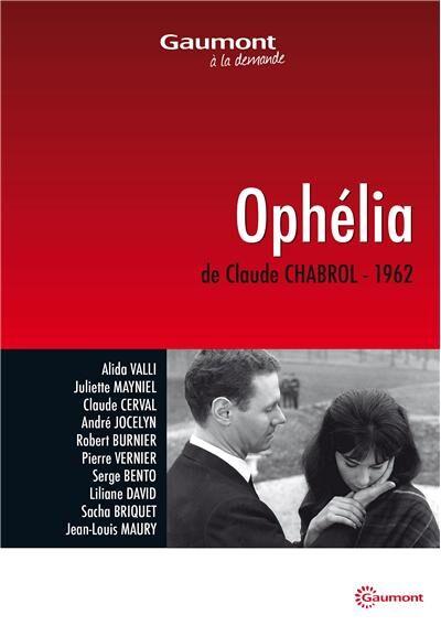 Gaumont Ophélia DVD - DVD Zone 2