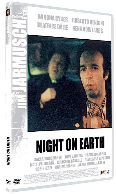 Bac Films Night on earth - DVD Zone 2