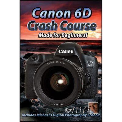 Michael the Maven DVD: Canon EOS 6D Crash Course - Accessoire photo