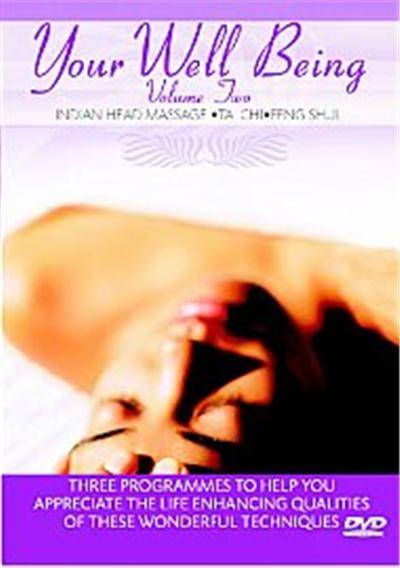 Your Well Being - Indian Head Massage, Feng Shui, Tai Chi , (Box Set) - DVD multizone