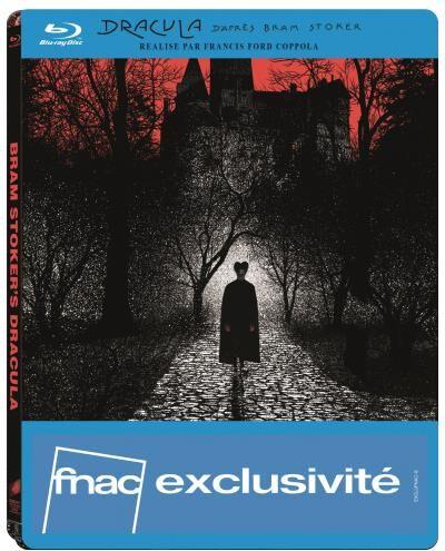 SPHE Dracula Steelbook Pop Art Exclusivité Fnac Blu-ray - Blu-ray