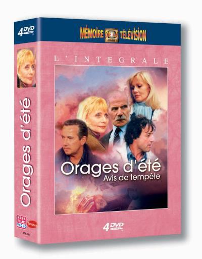 Koba Film Orages d'été 2 Avis de tempête Coffret DVD - DVD Zone 2