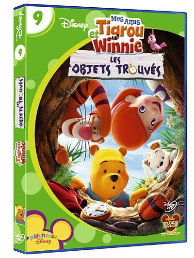 Les Objets trouvés - DVD Zone 2