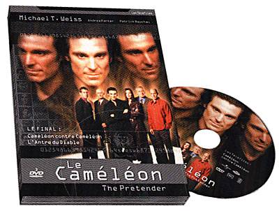 Universal Le Caméléon - Le Final : La Caméléon contre le Caméléon - L'Antre du Diable - DVD Zone 2