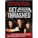Caroline Records Get Thrashed: The Story of Thrash Metal DVD - DVD Zone 2