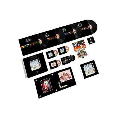 The Song Remains The Same Coffret Edition Super Deluxe - CD album
