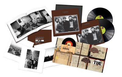 DECCA The Band Coffret Edition Limitée Deluxe - Vinyle album