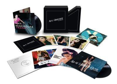 The Collection Coffret Intégrale - Vinyle album