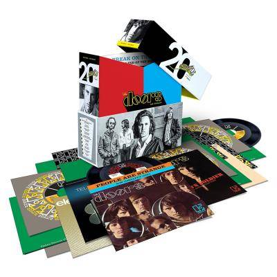 Warner The Singles Coffret - Maxi vinyle