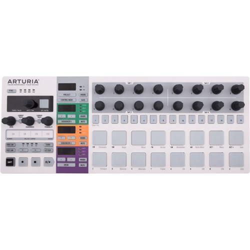Arturia Mix numérique ARTURIA BEATSTEP PRO Sans carte son - Table de mixage
