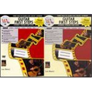 Guitar First Steps [With Book] - DVD Zone 1 - DVD Zone 1
