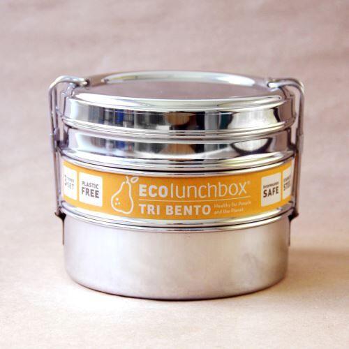 Non communiqué Lunch Box Inox Tri Bento - Boîtes de conservation