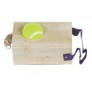 Ak sport - 0726084 - jeu de raquette - tennis trainer rubberwood - 1,2 kg - Jeu d'adresse