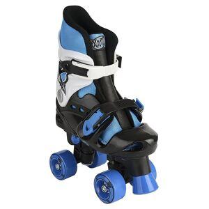 Non communiqué Xootz patins Quad garçons skate noir / bleu - Patinettes/Rollers