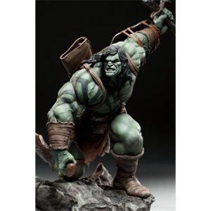 Sideshow Collectibles - Marvel statuette 1/4 Premium Format Skaar Son of Hulk 68 cm - Autres figurines et répliques