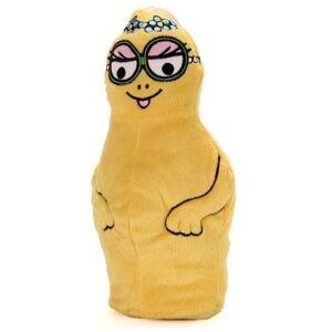 Otto Peluche geante barbotine 60 cm - grande peluche barbapapa jaune - enfant - doudou licence - Personnage en peluche