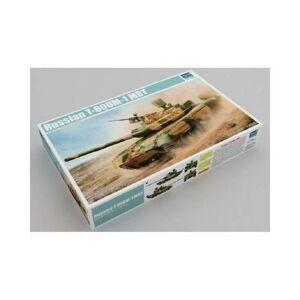 Trumpeter Maquette Char Russian T-80um-1 Mbt - TRUMPETER - Maquette