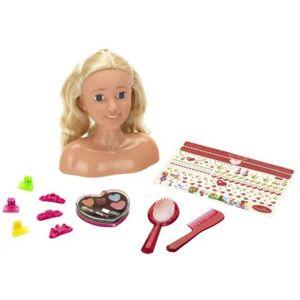 Klein Princess Coralie maquillage et coiffure - Autres figurines et répliques