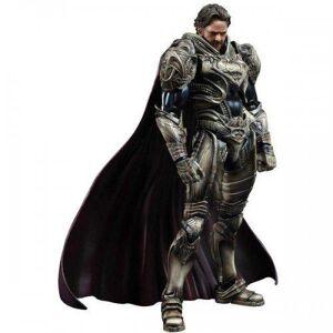 Square Enix Play Arts Figurine d'action Man en acier Kai Jor EL - Autres figurines et répliques