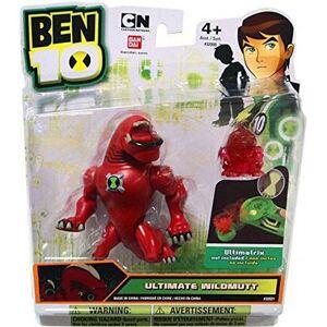 Ben 10 Ultimate Alien 4 Ultimate Wildmutt - Autres figurines et répliques