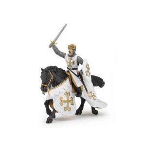 Papo - Chevalier cotte de maille - Petite Figurine