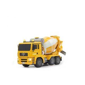 Jamara Camion RC toupie de chantier MAN jaune 1:20 2,4GHz - Camion